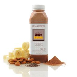 Shake Chocobanana Urban Remedy 500Ml