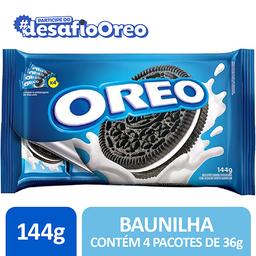 Biscoito Recheado Oreo 144G
