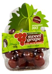 Tomate Sweet Grape Uva Bandeja 180g