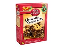 Mistura Para Bolo  Brownie Cookie Betty Crocker Yoki 500g