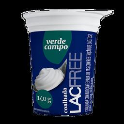 Iogurte Coalhada Lacfree Verde Campo 140g