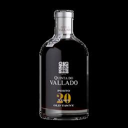 Vinho Quinta Do Vallado Porto Tawny 20 500 mL