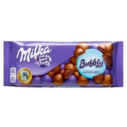 Chocolate Ao Leite Bubbly Milka 90g