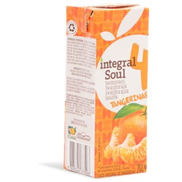 Suco Tangerina Integral Soul Tp 200ml