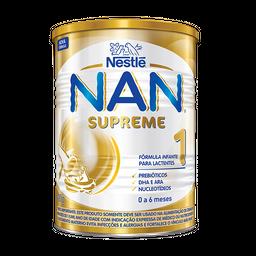 Fórmula infantil NAN supreme 1 400g