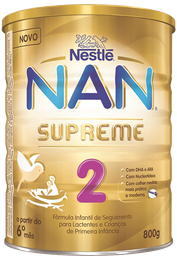 Formula Infantil Nan Supreme 2 Nestle 800g