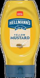 Mostarda Hellmanns Squeeze 170gr