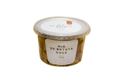 Batata Doce Mix Chips Esm 120G