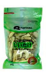 Shitake Cogumelo Fatiado Seco Sliced 50g