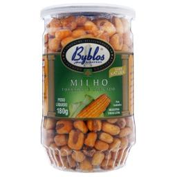 Byblos Milho Desidratado Sabor Natural