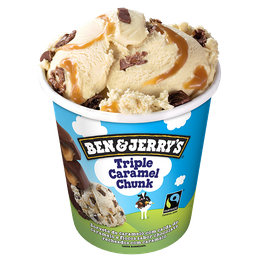 Ben & Jerry's Triple Caramel Chunk 458ml