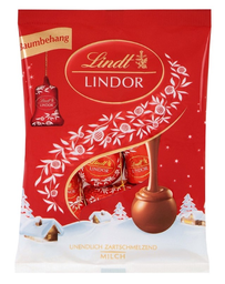Chocolate Ornaments Milk Lindt Lindor 100G