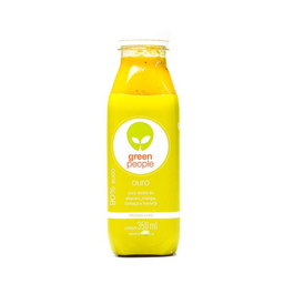 Suco Ouro Greenpeople