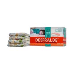 Desfralde Protetor Descartavel Baby & Me Com 4 Un