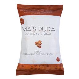 Pipoca Mais Pura Caramelo E Flor De Sal 150g G