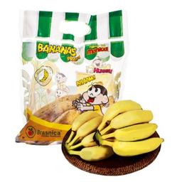 Banana Turma Da Monica 750g