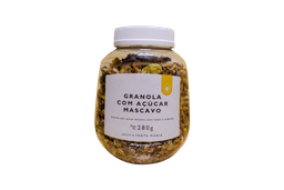 Granola C/Açúcar Mascavo Esm 280G