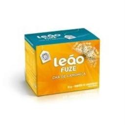 Chá Fuze Camomila Saquinho Leao 15g