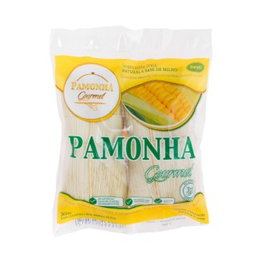 Pamonha Gourmet Doce Congelada