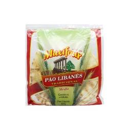 Pão Libanes Medio Maxifour 320g