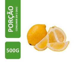 Limão Siciliano Capela 500g