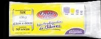 Saco Lixo Neutraliza Odores Lavanda Embalixo 50 L