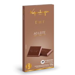 Chocolate Ao Leite Kopenhagen Tablete 100 g