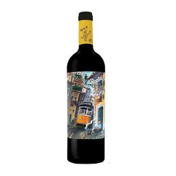 Vinho Português Vidigal Porta 6 Tinto 750ml