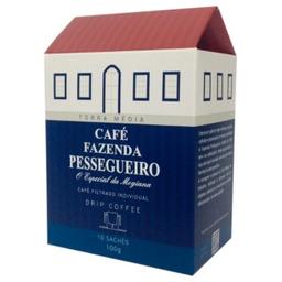Drip Coffee Saches Fazenda Pessegueiro Com 10 Un