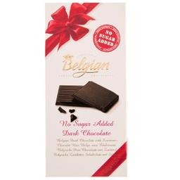 Chocolate Amargo Sem Açúcar Belgian 100g