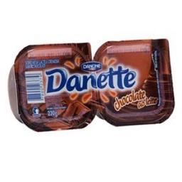 Sobremesa Chocolate Danette 180g