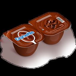 Danette Sobremesa Láctea Cremosa Chocolate Ao Leite