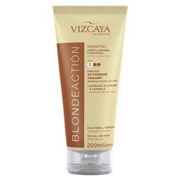 Shampoo Blonde Action Vizcaya 200ml