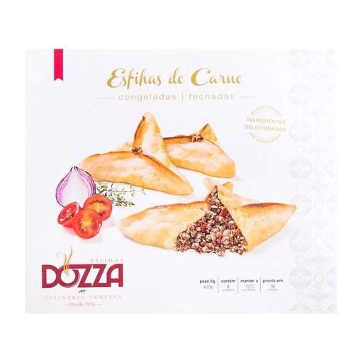 Esfiha Carne Fechada Dozza 400g