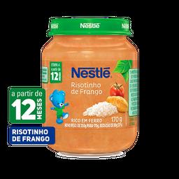 Papinha Risotinho Frango Nestle 170g