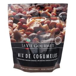Mix Cogumelos Congelado La Vie Gourmet 300g