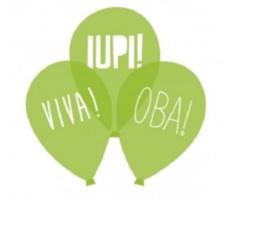Bexiga Verde Cl Viva Oba Iupi Com 12 Parangole Un