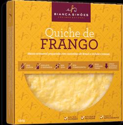 Quiche Frango Com Curcuma Bianca Simoes 150G