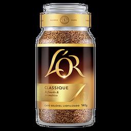 Café Classique Soluvel Vidro Lor 140g