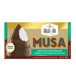 Musa Chocolate Ao Leite Gold&ko