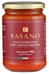 Molho Classico Fasano 180g