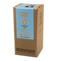 Biscoito Caes Banana Simple Dog 150G