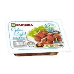 Carne Seca Em Cubos Light Paineira 500G