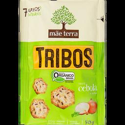 Biscoito Orgânico Cebola Tribos 50g