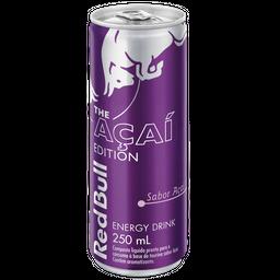 Energético Red Bull Açaí Lata