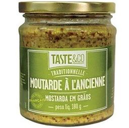 Mostarda Graos Taste & Co 180G