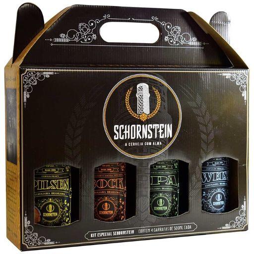 Kit Cerveja Schornstein 4 Und