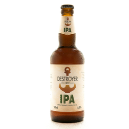 Cerveja Destroyer Beer Ipa 500ml