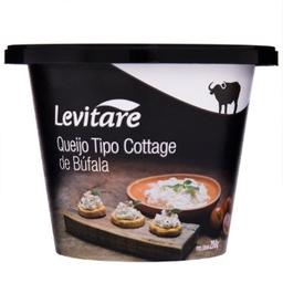 Queijo Tipo Cottage De Bufala Levitare 200g