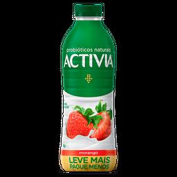 Iogurte Probióticos Activia Líquido Morango 1000g